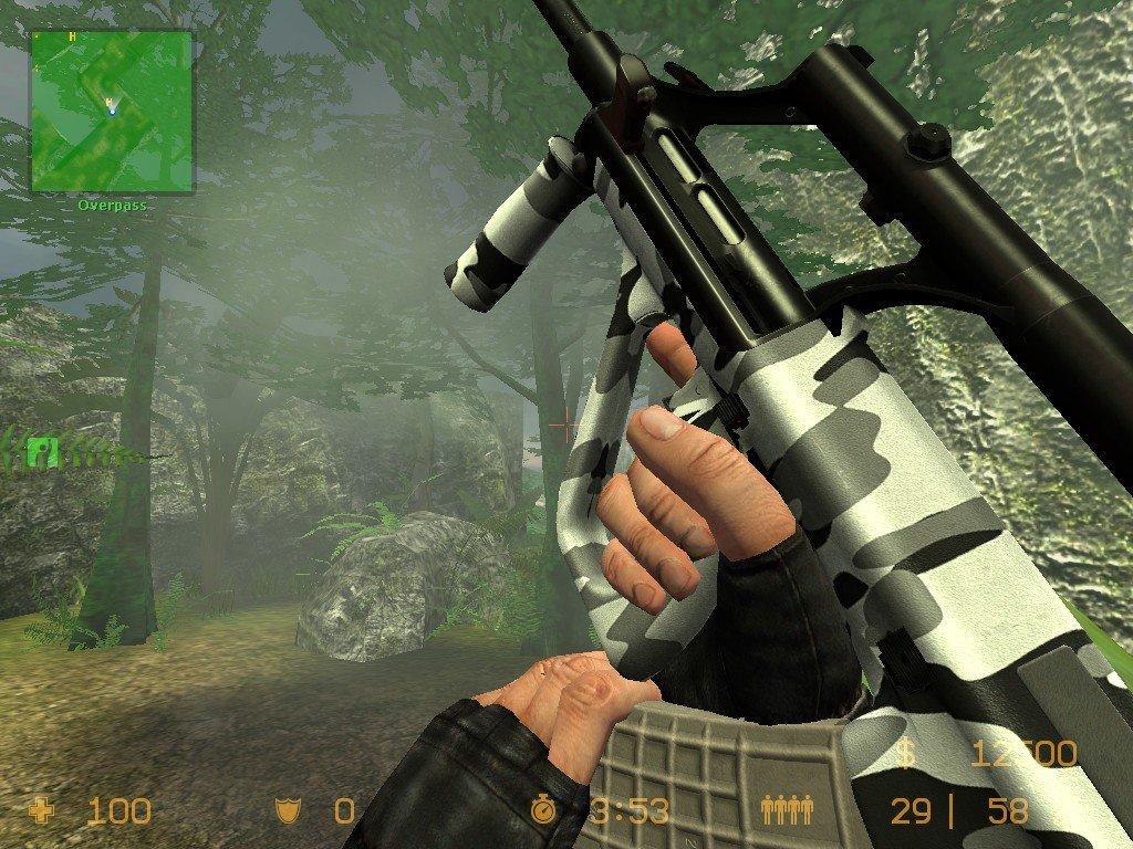 Секрет победы в Counter-Strike 1.6: учимся правильно целиться