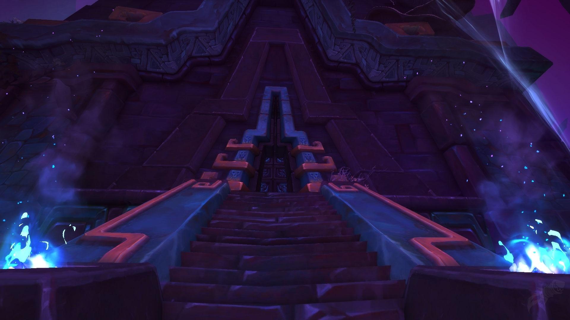 Та Сторона: обзор подземелья WoW: Shadowlands