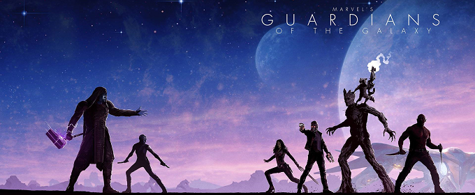 Обзор Marvel's Guardians of the Galaxy