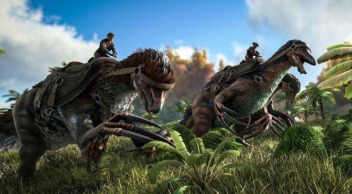 Sony запретила кроссплатформенный мультиплеер в Ark
