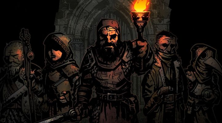 Darkest Dungeon выйдет на iPad