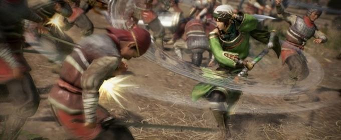 Dynasty Warriors 9 - опубликован третий трейлер игры