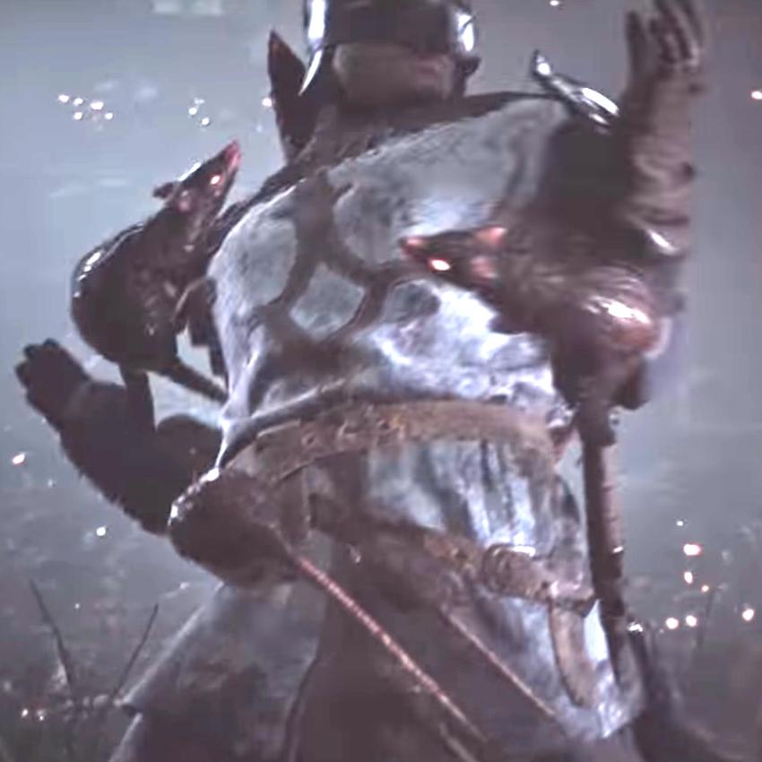 Полчища голодных крыс съедают людей заживо в первом трейлере игры A Plague Tale: Innocence с E3 2017