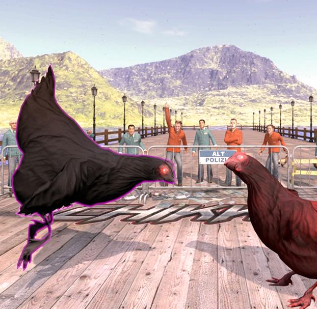 CS:GO превратили в кровавый Mortal Kombat