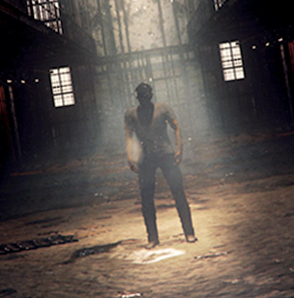 В ужастике от первого лица Inmates игроки попадают в отвратительно жуткую тюрьму