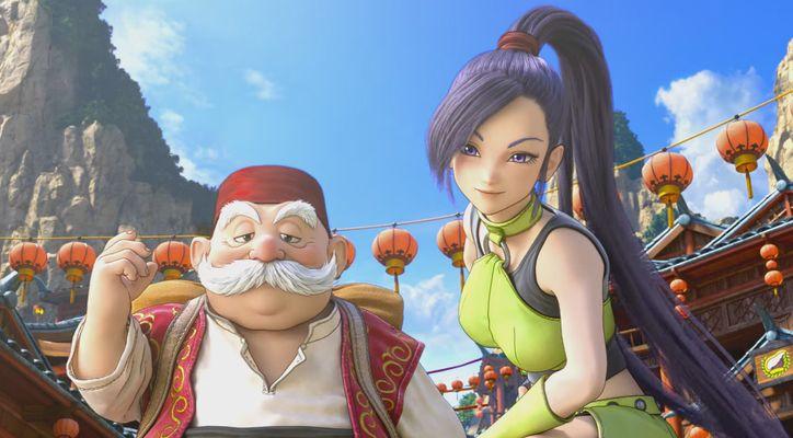 Японцы за два дня скупили более 2 млн копий Dragon Quest 11