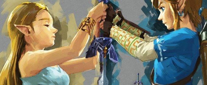 The Legend of Zelda: Breath of the Wild - GameInformer поделился новыми подробностями масштабной адвенчуры для Nintendo Switch и Wii U
