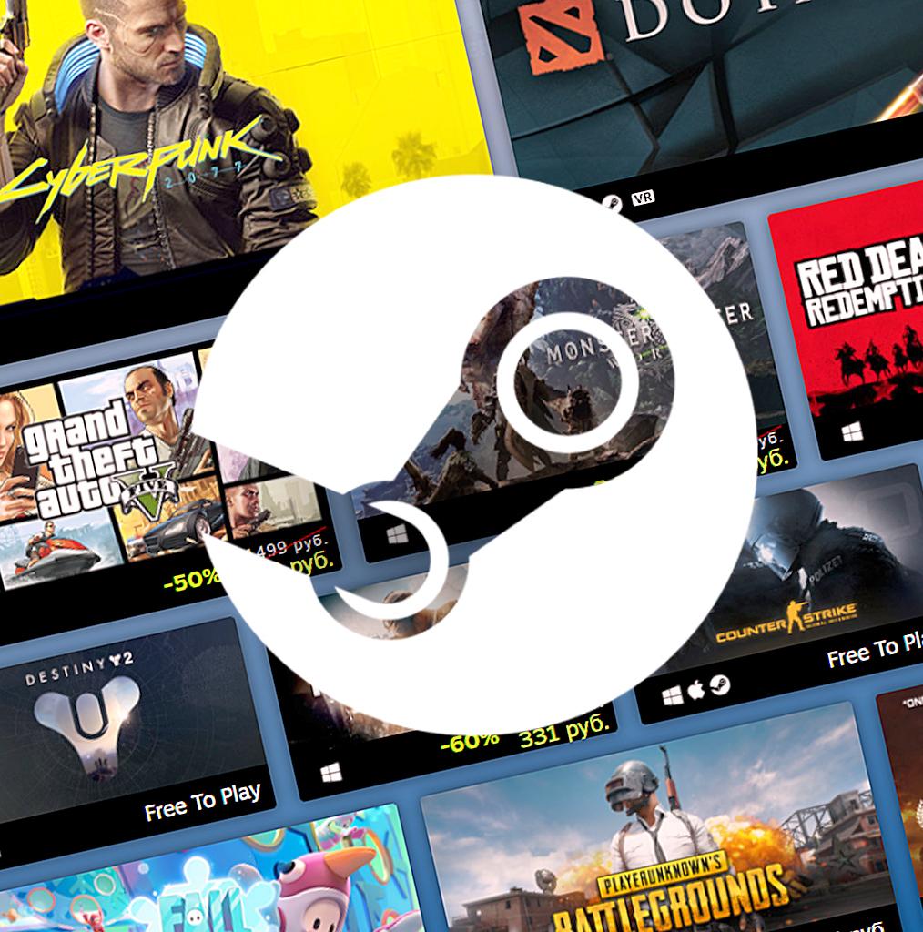Самые лучшие игры Steam 2020 года