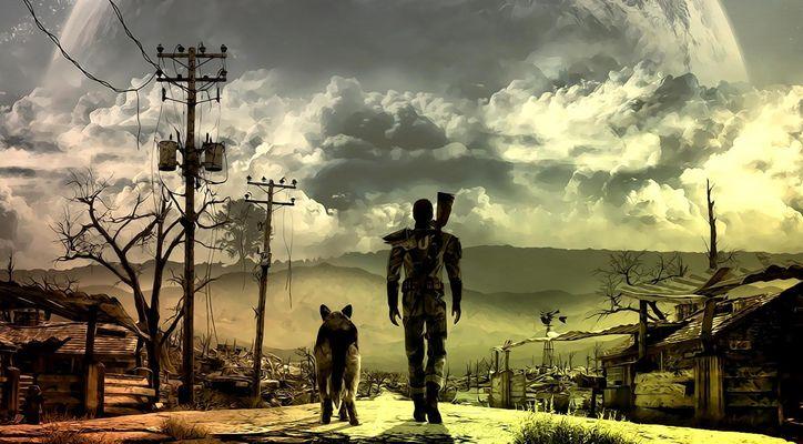 Самое полное издание Fallout 4 выйдет в сентябре