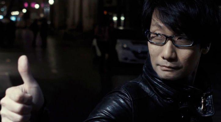 Хидео Кодзима поблагодарил Konami