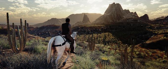 AQP City - вдохновленная GTA и RDR игра от разработчика-одиночки обзавелась первой геймплейной демонстрацией