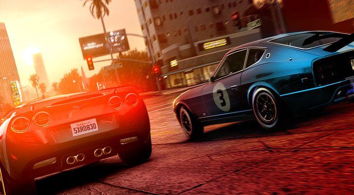 Создатели GTA, возможно, возродят свою гоночную серию