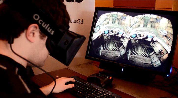 Oculus Rift подружили со Steam