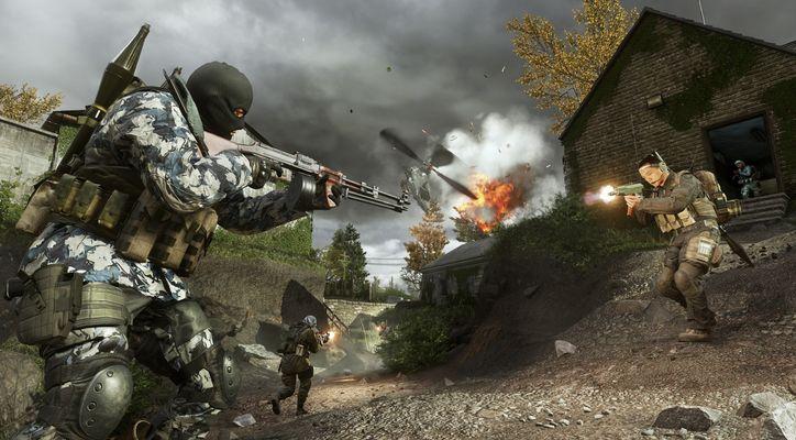 Переиздание Call of Duty: Modern Warfare, возможно, выпустят отдельно