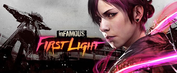 InFamous: First Light - сравнение версий игры для PlayStation 4 и PlayStation 4 Pro