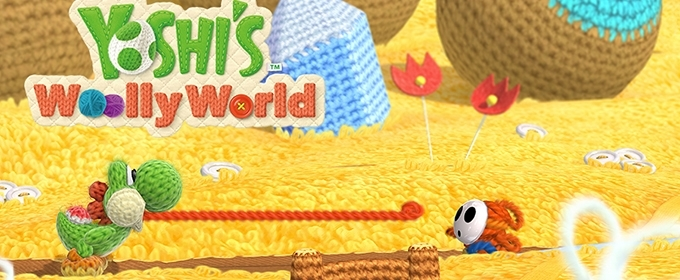 Обзор Yoshi's Woolly World