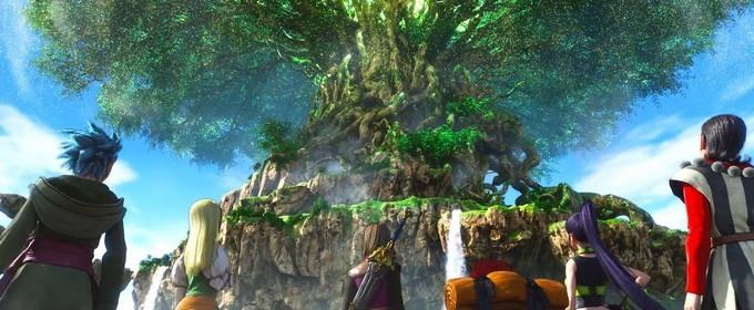 Dragon Quest XI - масштабная ролевая игра от Square Enix обзавелась новыми скриншотами версий для PS4 и 3DS
