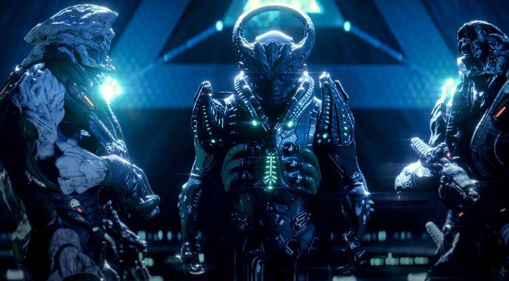 В Mass Effect: Andromeda не будут чинить сюжетную кампанию