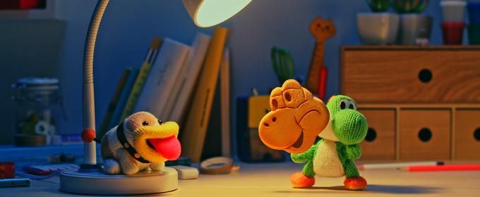 Пользовательские обзоры Poochy & Yoshi's Woolly World