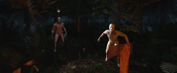 The Forest - создатели сэндбоксового выживания в лесу представили новый трейлер и уточнили дату релиза игры на PlayStation 4