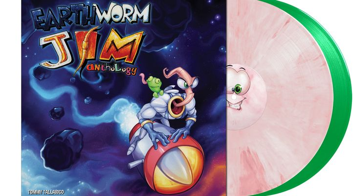 Саундтрек серии Earthworm Jim выпустят на виниле