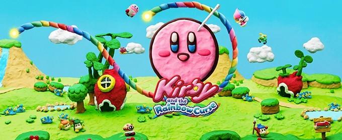 Обзор Kirby and the Rainbow Curse