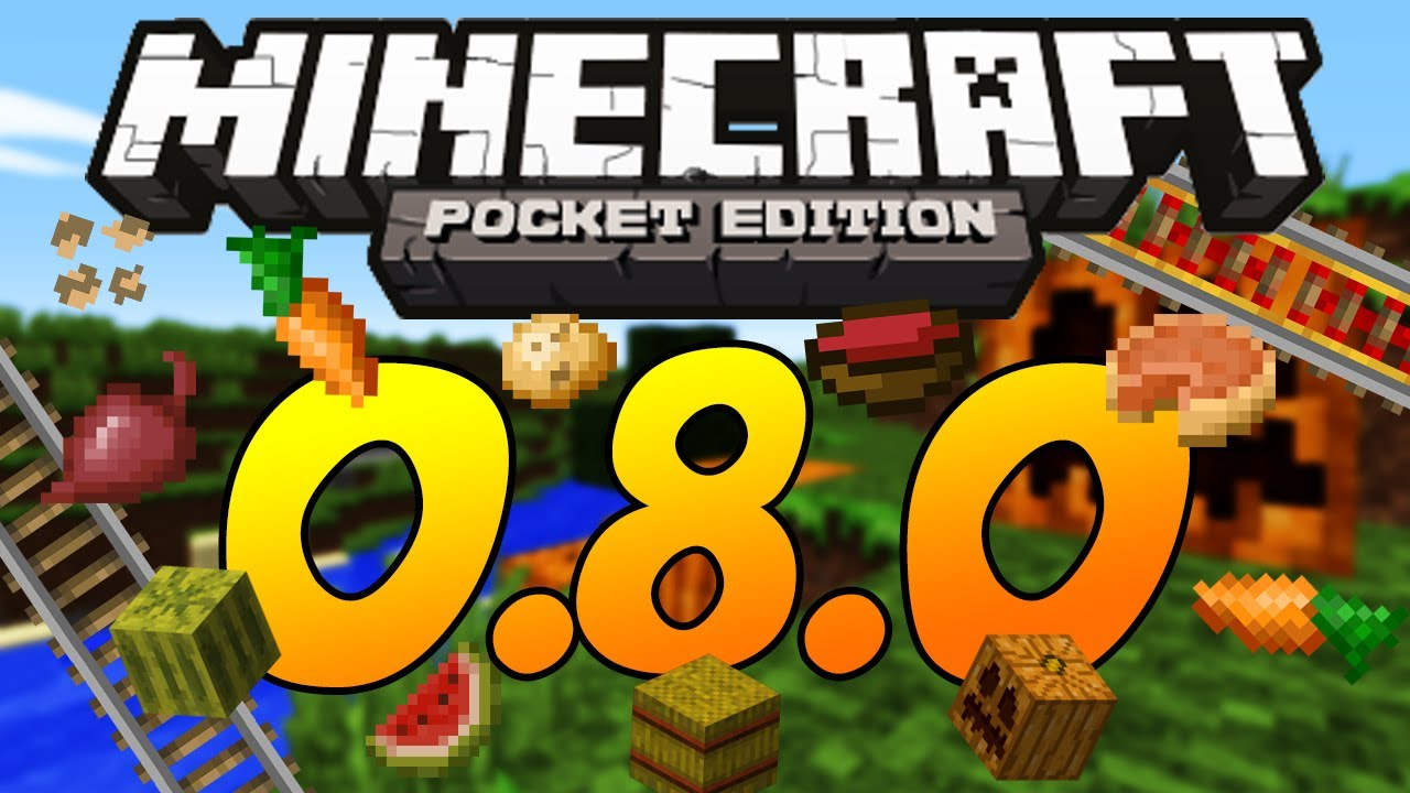 Обзор Minecraft: Pocket Edition