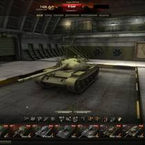 Получение опыта в игре World of Tanks
