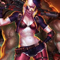 Raiders of the Broken Planet - авторы Castlevania: Lords of Shadow показали свежие скриншоты и постеры своей новой игры