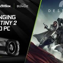 Destiny 2 бесплатно раздадут покупателям видеокарт Nvidia
