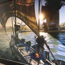 В сеть утек скриншот Assassin's Creed: Origins