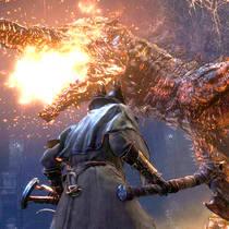 В Bloodborne нашли вырезанных противников и боссов и показали на видео