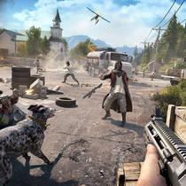 Far Cry 5 ставит рекорды