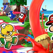 Обзор Paper Mario: Color Splash