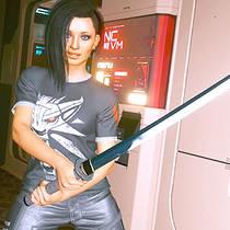 Cyberpunk 2077 катана Сатори где получить