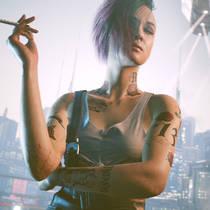 Cyberpunk 2077 игрок переспал с девушкой за короткий срок