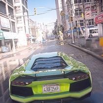 Вместо GTA 6 доступна новая GTA 5 с лучшей графикой