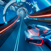 Antigraviator - анонсирована новая футуристичная гонка в стиле WipEout