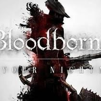 Sony выпустила динамическую тему Bloodborne для PS4 в Северной Америке