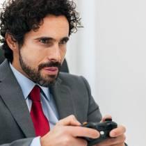 Видеоигры оказались полезными для перерывов на работе