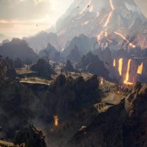 Middle-Earth: Shadow of War - еще одна осенняя новинка продается с большой скидкой в рамках новогодней акции в PlayStation Store