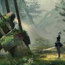NieR: Automata - ролевой экшен от Platinum Games отлично стартовал в сервисе Steam