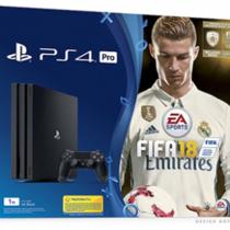 FIFA 18 - Sony анонсировала новые бандлы с футбольным симулятором