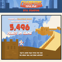 Champions Online - Самая долгоживущая игра про супергероев