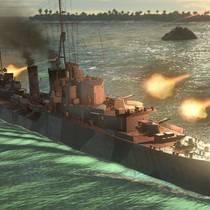 В War Thunder появятся эсминцы