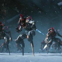 Destiny - новые скриншоты дополнения Rise of Iron